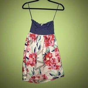 Foxy Floral Dress 0953